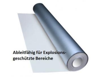 Aluminum vapor-coated cover cardboard, dissipative