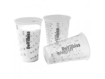 Devilbiss MEASURING AND MIXING CUPS