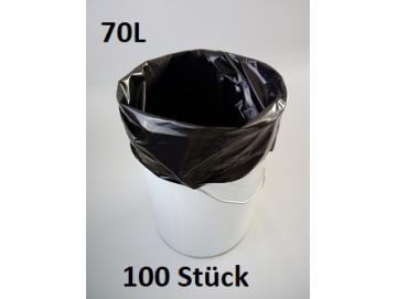 Hochbeständiges Lackbehälter Inlet 70L, Behälter-Inliner mit Rundboden