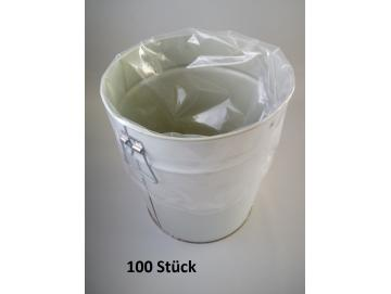 High resistant paint container Inlet with round bottom