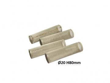 High pressure filter for Iwata