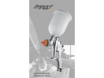 Iwata AIR GUNSA AZ3 HTE-S IMPACT spray gun