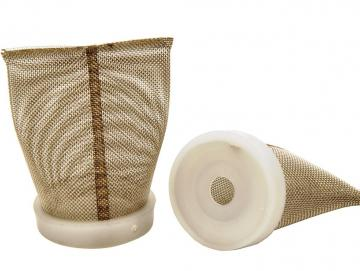 filter bag for suction cups