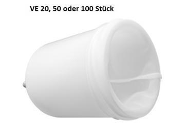 Metex beaker sieve S 8000 approx 130 µm very fine