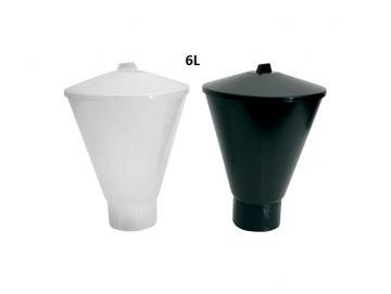 Oberbehälter 6L mit Gewinde