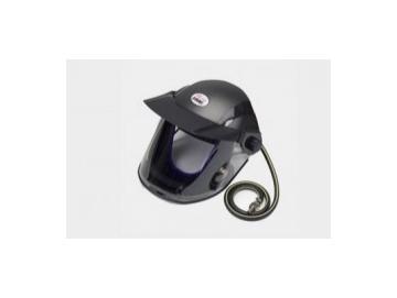 Visor-Kopfstück und Atemschlauch für PROV-600